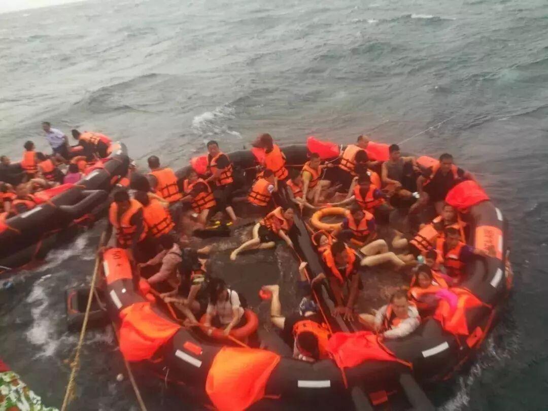 今天购物卡回收谈谈普吉岛沉船事件